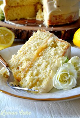 Best Ever Lemon Cake