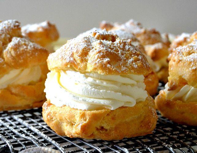 Super Simple Cream Puffs