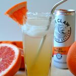 WHITE CLAW PALOMAS are bright, tart, zippy cocktails that are a cross between Greyhounds and margaritas for a unique spin on a favorite Mexican cocktail! The White Claw sends these over the top!