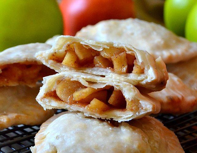 Air-Fryer Homemade Apple Hand Pies