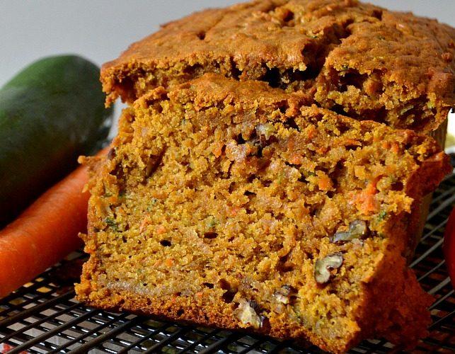 Autumn Harvest Pumpkin Bread