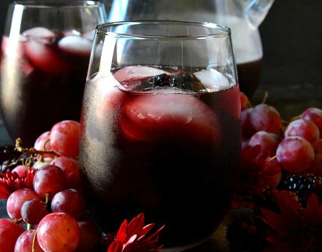 Zodiac Cocktails – Scorpio: Love Potion Sangria