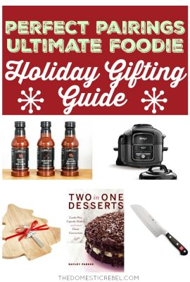 Perfect Pairings Ultimate Foodie Gift Guide