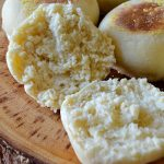 These Homemade English Muffins are the BEST EVER! Super soft and moist with perfect signature nooks & crannies and a crisp outer crust. The perfect vessel for breakfast sandwiches, mini pizzas or simply toasted with salted butter. Super easy too!