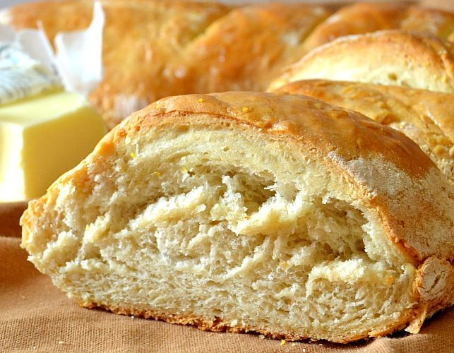 Perfect & Easy Crusty, Soft French Bread