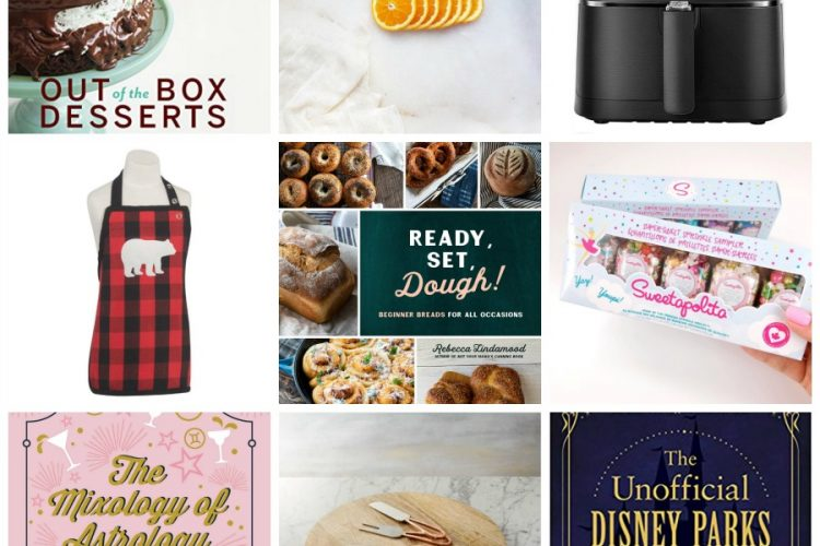 Holiday Cookbook Gift Guides 2020!