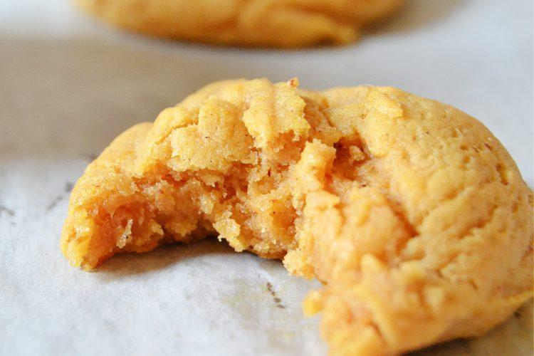 Brown Butter Pumpkin Spice Cookies