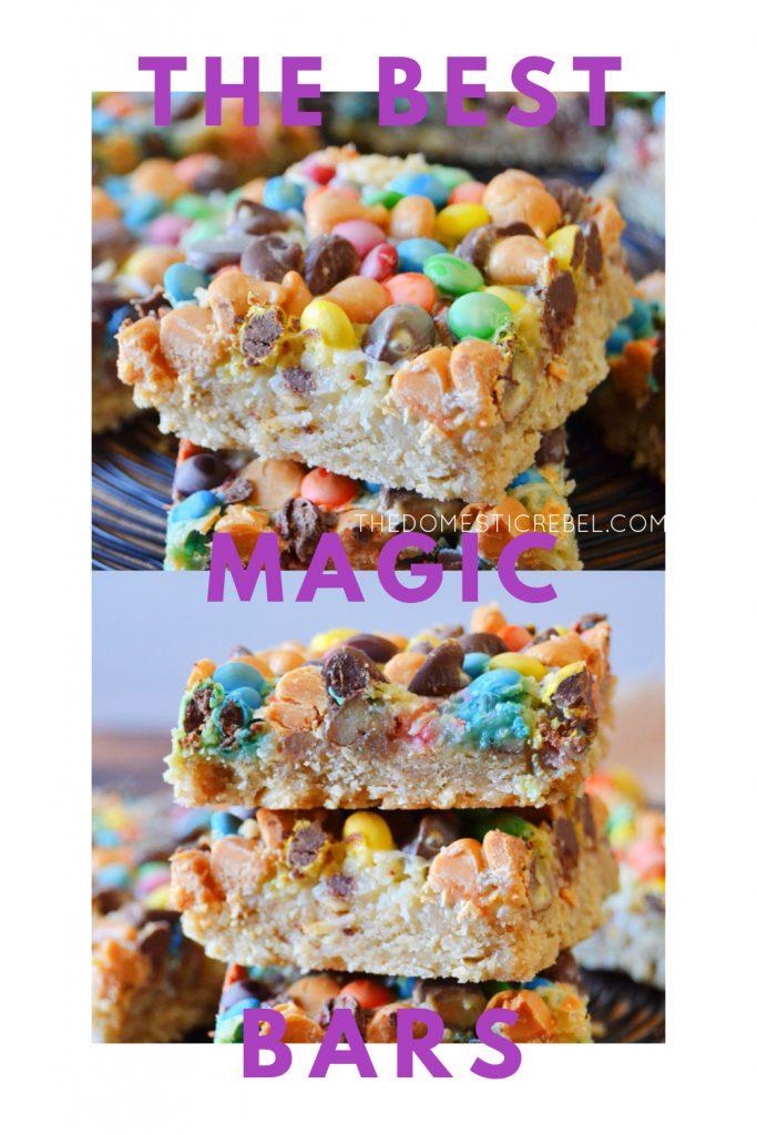 best magic bars photo collage